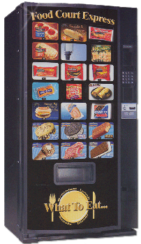 Disappoint Of Vending Machines