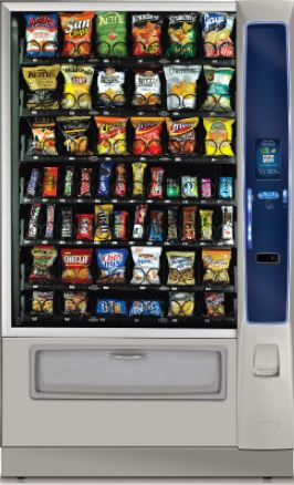 Snack Vending Machine Company in New Jersey