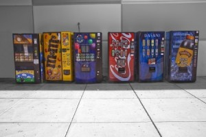 Vending Machines – Healthy Options