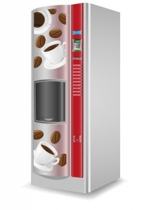 Why Vending Machine Coffee Can Help You Get Through The Day
