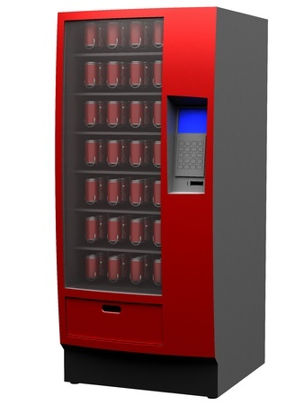 how to get free drinks from vending machine