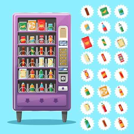 Vending Machine Options