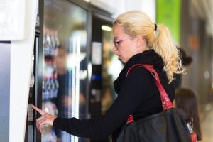 Healthy Vending Machine Options are Gaining Popularity